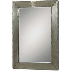 Uttermost 7638 Silver Champagne Rashane Mirror