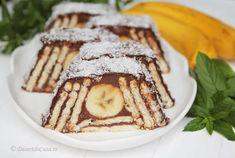 40 Retete - Prajituri de casa pentru sarbatori - Desert De Casa - Maria Popa Sweets, Pies, Food, Banana, Bebe, Gummi Candy, Candy, Goodies, Treats