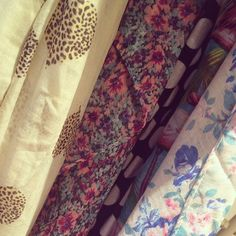 Beautiful new pattern scarves in store now!! 21 Guildhall Street, #Preston city centre! Perfect for #MothersDay!