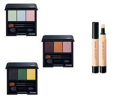 La combinación perfecta: #shiseido lumin satin #eyecolor y shiseido sheer #eye zone corrector: http://www.quieru.com/buscar?q=shiseido+lumin+eyecolor    ///// http://www.quieru.com/buscar?q=shiseido+sheer+eye+zone+corrector