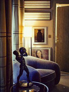 Francois Catroux apartment