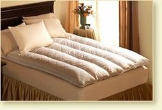 Pacific Coast® EuroRest® Quilt Top Feather Bed - Queen by Pacific Coast. $199.99. Queen-sized, 230 thread count quilt top layer. The ultimate in European luxury! Designed with an additional soft quilted layer on top for extra comfort. As you sink into bed, the Euro Rest® contours to your body, cushioning pressure points for a peaceful, relaxing sleep. 10 year warranty! For 125 years, Pacific Coast® has been the leader in producing the most luxurious down and feat...
