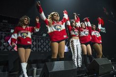 fifth harmony on panthers