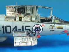 F-104G Starfighter 1/48 Scale Model