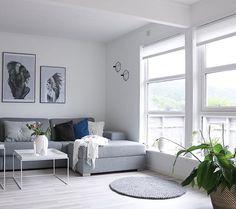 • #latergram from our livingroom I'm still in vacation-mood, so sorry for little updates ✌️ For en herlig sommerdag her i Trøndelag! Og ser at resten av Norge bader i sol også☀️ Herlig! Ønsker dere alle en fortsatt fin sommer