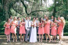 Summer Wedding at Maclay Gardens