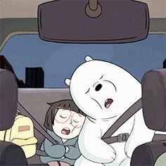 Bear Wallpaper, Kawaii Wallpaper, Cartoon Wallpaper, Cartoon Icons, Cartoon Tv, Cartoon Characters, Ice Bear We Bare Bears, We Bear, We Bare Bears Wallpapers