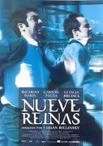 Full Nine Queens (2000) Movie Online   Download Nine Queens Full Movie