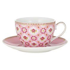 PiP Studio Blossom Cup & Saucer
