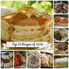 In the Kitchen with Jenny: Top 10 Recipes of 2014 #top10 @inkitchenwjenny
