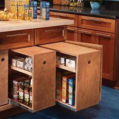 more ideas to increase kitchen storage