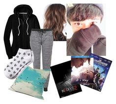 """""""Sleep over with Cal-pal"""" by violetedison on Polyvore"""