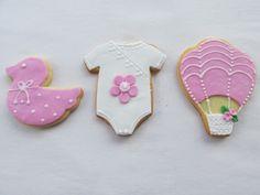Galletas decoradas bebe