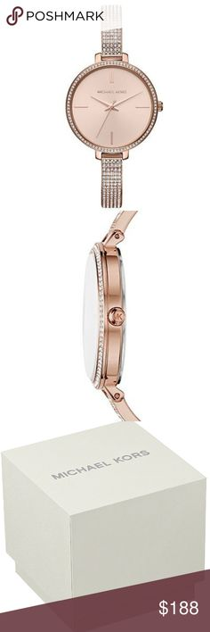 7bd70610ed37 Michael Kors Women s Jaryn Rose Gold MK3785 MK3785 Case Size 36 mm Case  Thickness 10 mm