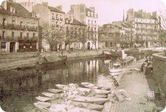 Nantes-quai des Tanneurs