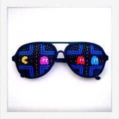 Pacman bril