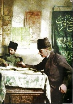 History on the Orient Express: Photo Ottoman Turks, Republic Of Turkey, Turkish Army, The Legend Of Heroes, History Quotes, The Turk, Landscape Pictures, Ottoman Empire, Historical Pictures