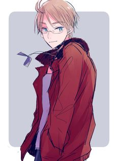Hetalia- America / The United States