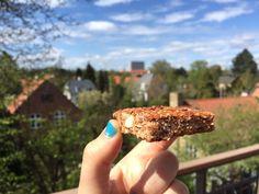 Til din konditionstræning - snack'en du vil elske | MichelleKristensen.dk
