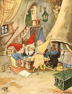 Enid Blyton's Noddy stories