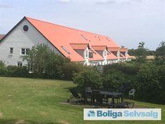 Gl. Bjært 60L, 6091 Bjert - Villa med skøn udsigt direkte til åbne marker - ved Kolding #villa #bjert #selvsalg #boligsalg #boligdk