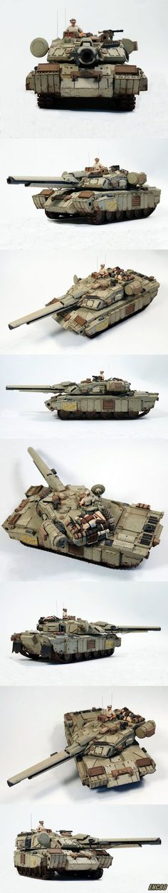 With the success of the type Odin tank, the UC decided to manufacture anther battle tank to aid in the cleansing of the wasteland. Named after and imbued with an old world gods power, the Type Thor...