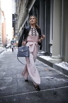 Black and Blush | MEMORANDUM | NYC Fashion & Lifestyle Blog for the Working Girl