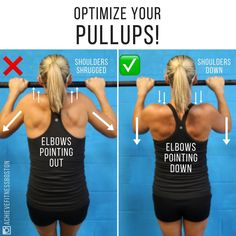 I haven't discovered this before. Info Tip 6112337606 Yoga Videos, Workout Videos, Pullup Progression, Pull Up Challenge, Pull Up Workout, Vinyasa Yoga, Bodybuilding Workouts, Gym, Body Fitness