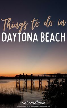If you're looking for the best Daytona Beach attractions, we've got you covered with sunrises, surprises and so much more in between to help you plan your next beach adventure in this diverse Florida city - the ultimate travel destination for family fun and the best seafood. #DaytonaBeach #Beach #Travel