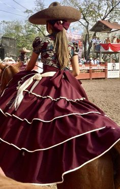ride Real del Mezquital SLP The Rise of Social Conscience in Art Inspired Fashion reform apparel, fa Quince Dresses, 15 Dresses, Cute Dresses, Cute Outfits, Charro Outfit, Charro Dresses, Mexican Quinceanera Dresses, Mexican Dresses, Traditional Mexican Dress