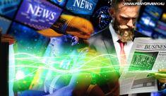 Így reagál rezgésterünk a híradóra és a napilapokra - Fényörvény Ha, Film, News, Movie, Film Stock, Cinema, Films