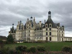 Château de Chambord  #chateau #chateaudesable #chambord #lauriane #lauriane_nails