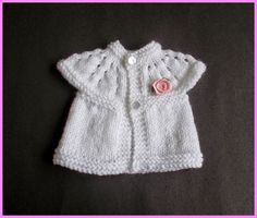 Lazy Daisy All-in-One Baby Top ~ for Preemies