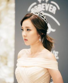 Sandara Park Transforms into Miss Korea 2ne1 Dara, Miss Korea, Sandara Park, Korean Girl Groups, Park Photos, Park Weddings, Girl Day, Yoona, Cute Hairstyles