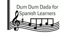 Spanish lyrics for the Dum, Dum Dada clapping song. A free printable with several versions! Dum+Dum+Dada+Song +Spanish+Learners