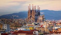 Get Your Wheelchair Wet at the Accessible Great Wolf Lodge • Spin the Globe Barcelona Skyline, Barcelona City, Gaudi, Europe Train Travel, Time Travel, Travel Trailer Remodel, Travel Trailers, Great Wolf Lodge, Travel Wallpaper