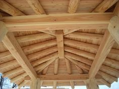 Gazebo, Pergola, Civil Engineering Construction, Roof Installation, Hip Roof, Post And Beam, Survival Skills, Woodworking Projects, Shelter