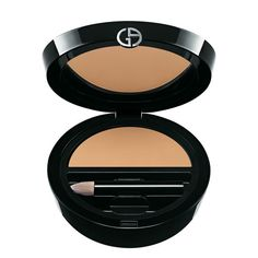 Compact Cream Concealer. giorgio armani.  recommended by instyle for dark circle coverage