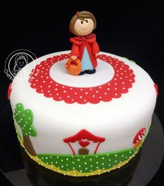 Little Red Riding Hood — Birthday Cakes