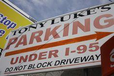 Tony Luke's in Philly