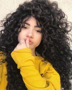 hairstyles over 80 hair hairstyles over 40 hairstyles with curly hair hairstyles for hair curly hairstyles hairstyles going out curly hair Curly Hair Tips, Long Curly Hair, Curly Girl, Big Hair, Wavy Hair, Curly Hair Styles, Natural Hair Styles, Girls With Curly Hair, Curly Bob