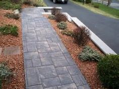 concrete walkway - Yahoo! Image Search Results