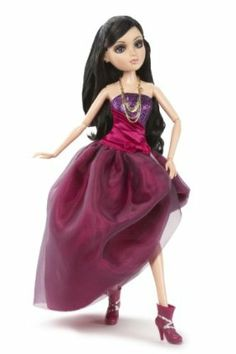 "Moxie Teenz Doll Tristen by Moxie Teenz. $36.99. Each dress has two different looks. 14"" articulated doll. Glamorous dress. From the Manufacturer                The Moxie Teenz know who they are and they've got a style that shows it. Girls can help each Moxie Teenz create 2 different looks in her formal and fabulous dress that stay true to each girl's personal style.                                    Product Description                The Moxie Teenz know who they ..."