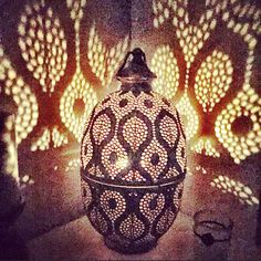 Moroccan. Lantern