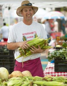 Downtown Des Moines Farmers' Market - rated in the top 12 BEST and BIGGEST U.S. Farmers' Market.