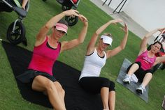 8 Tips To Stick To Exercise Routine - Largest Fitness Program for Moms