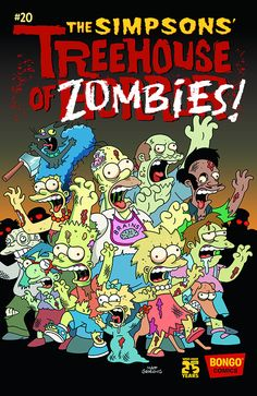 Treehouse of Horror 20 the Simpsons Bart Homer Lisa Marge Zombies Maggie Halloween Holiday special walking dead Homer Simpson, Simpson Tv, The Simpsons Movie, Simpsons Cartoon, Comics Vintage, Vintage Cartoon, Futurama, Animated Cartoons, Cool Cartoons