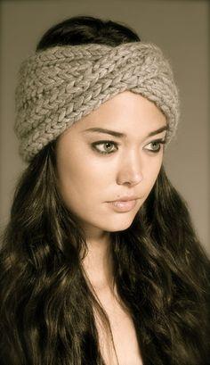 turban headband/winter