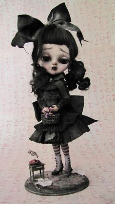 black - doll - Julien Martinez -  Tangkou Dolls