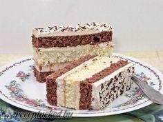 Cake Recept, Cake Bars, Russian Recipes, Winter Food, No Bake Cake, Vanilla Cake, Nutella, Tiramisu, Deserts